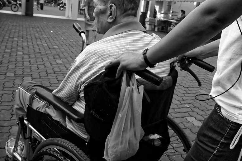 When a Loved One Becomes Disabled