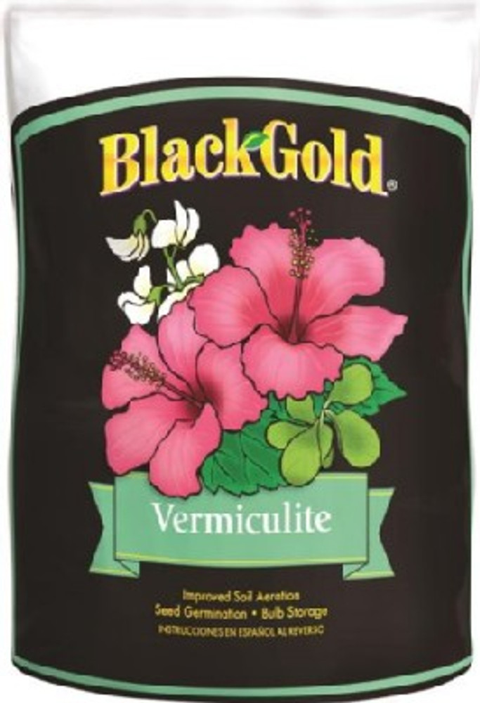 Black Gold Vermiculite 8 Qt