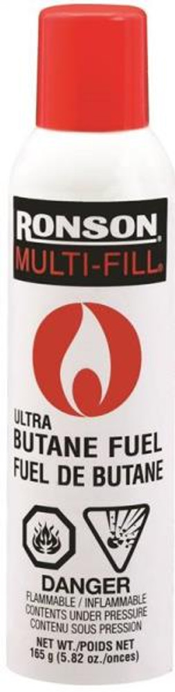 Butane Refill Cylinder 5.8 Oz