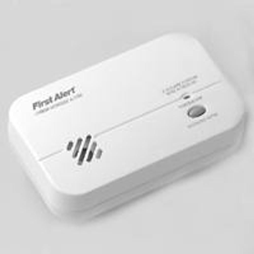 Carbon Monoxide Detector, 120VAC Plug-In