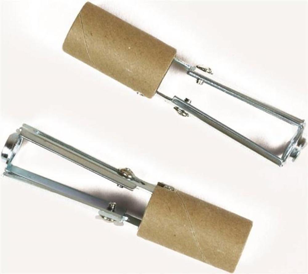 "Candelabra Lamp Socket 3-1/4"" - 4-3/4"" Keyless"