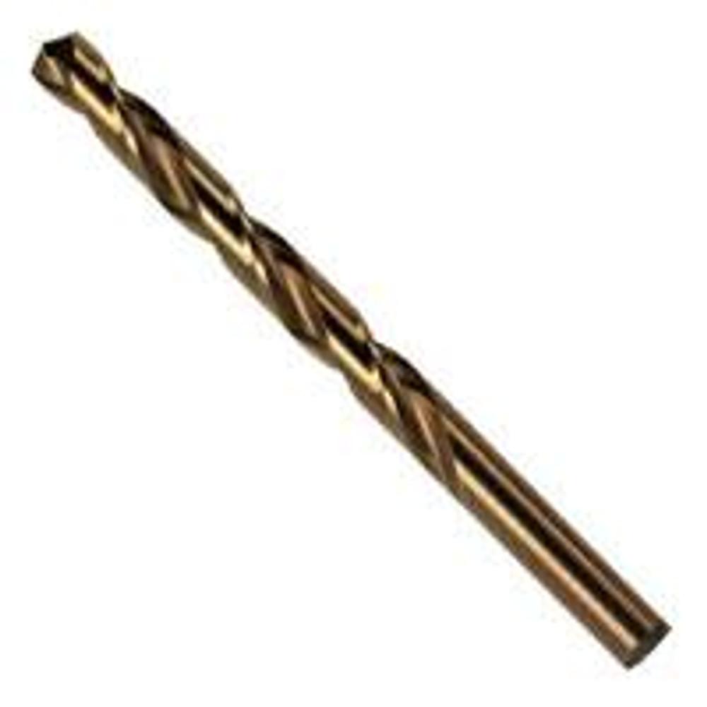 """Cobalt High Speed Drill Bit, 1/8"""" x 2-3/4"""""""