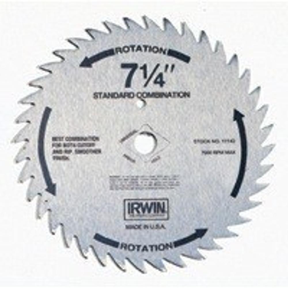 """Circular Saw Blade, 7-1/4"""",  40 Teeth"""