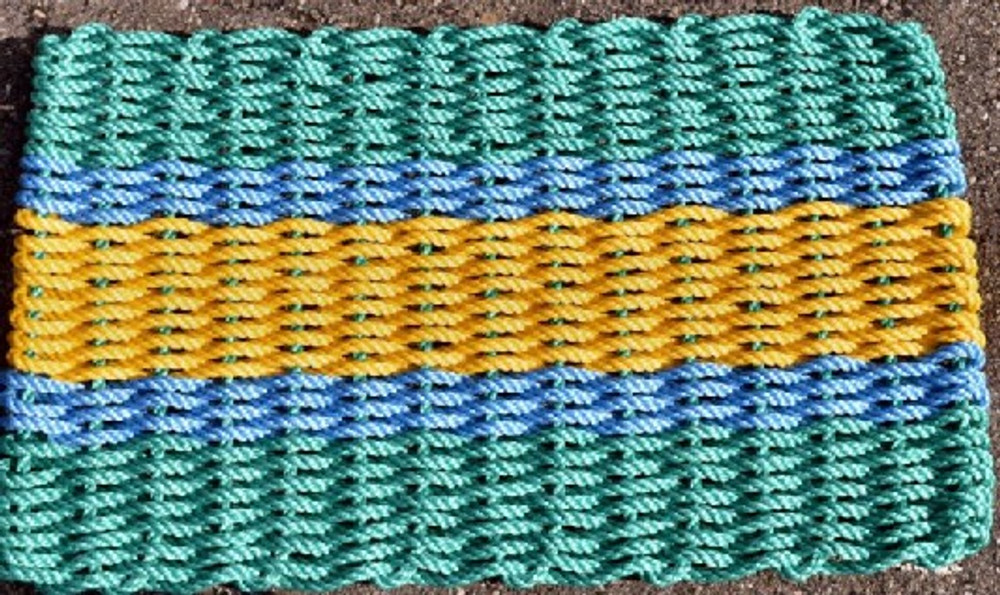 "Fisherman's Door Mat, 30"" x 18"""