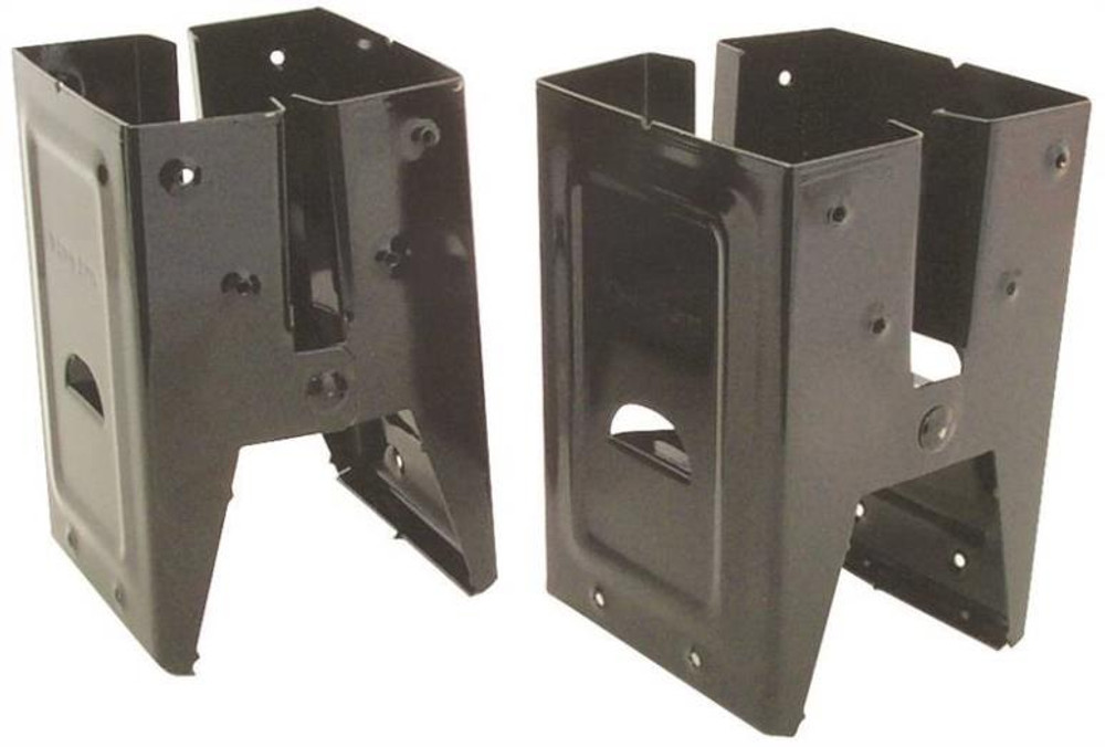Sawhorse Brackets, Medium Duty, 1 Pair, 400 Lb Load