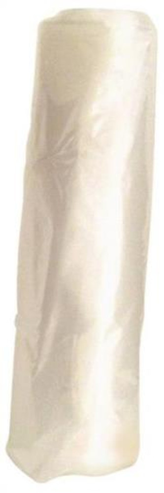 Plastic Sheeting, 4 Mil, 20' x 100',  Clear