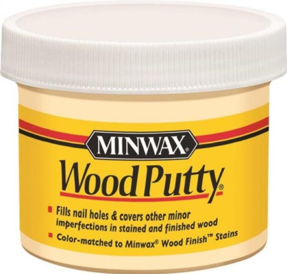 Minwax, Wood Putty, Natural Pine, 3.75 Oz