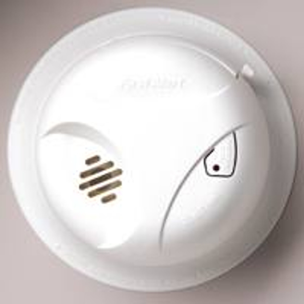 First Alert Model SA303CN3 Smoke Alarm With Silent Feature, 9V Battery Powered