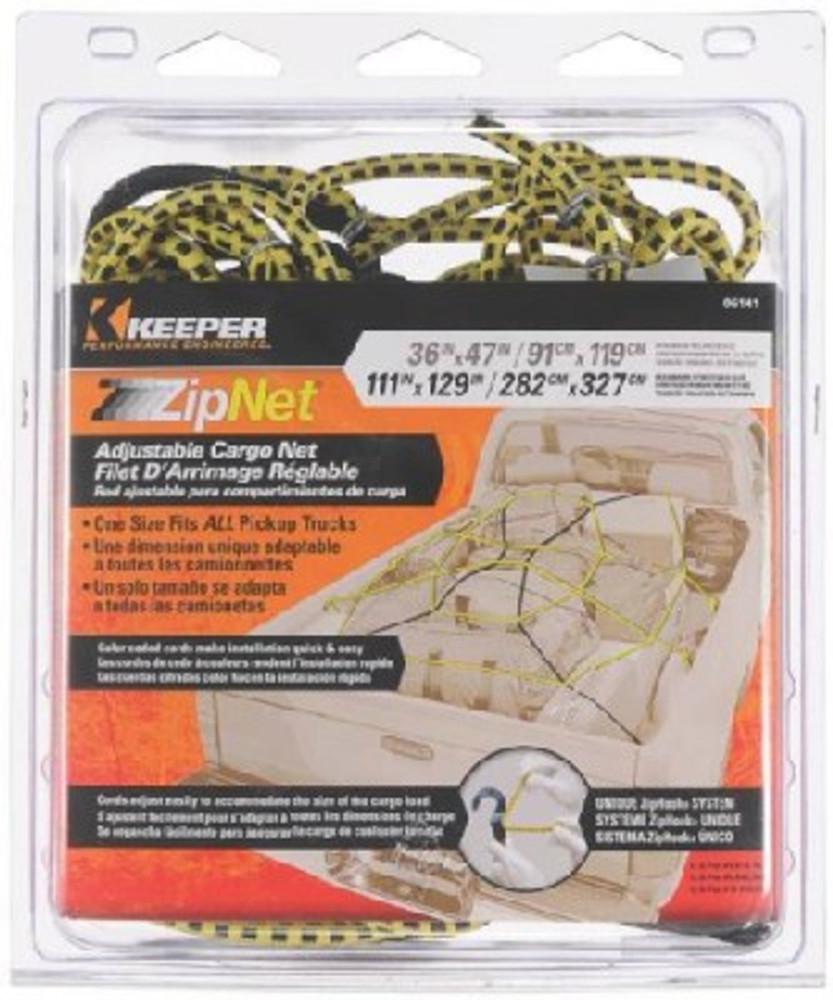 Cargo Net - Adjustable  Zipnet