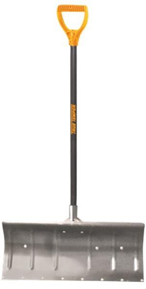 "Snow Pusher, 24"", Aluminum Blade, D Handle"