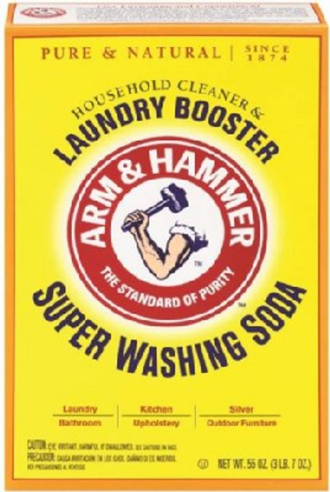 Arm & Hammer, Super Washing Soda, 55 Oz