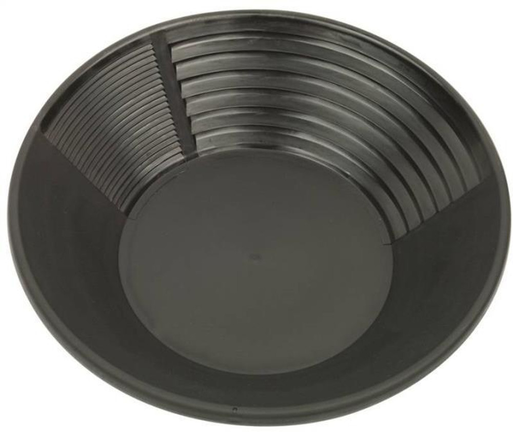 "Gold Pan, 16"", Plastic"