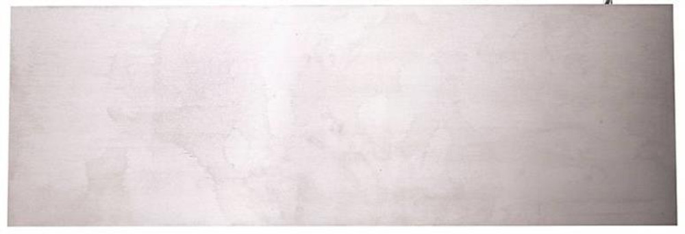 "Aluminum Sheet,  8"" x 24"" x .025"", Mill Finish"