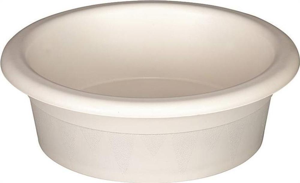 Pet Feed Dish, 2 Cup, Nesting, Microban