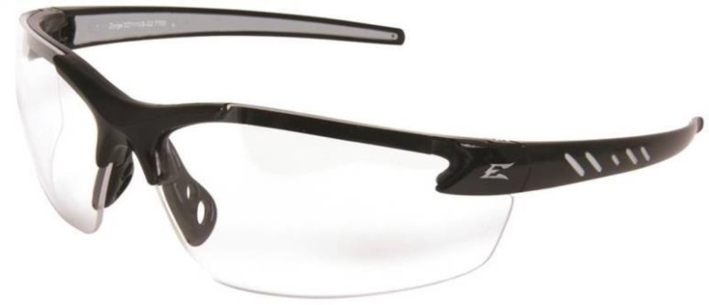 Safety Glasses, Clear, Indoor/Outdoor