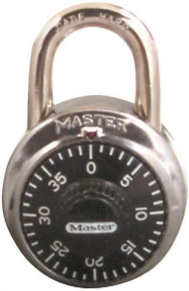 Master Lock, 1500T, Combination Lock, 2 Pack