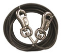 Dog/Pet Tie Out, 20', Heavy Duty