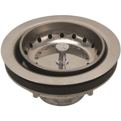 Kitchen Sink Strainer Stainless Steel