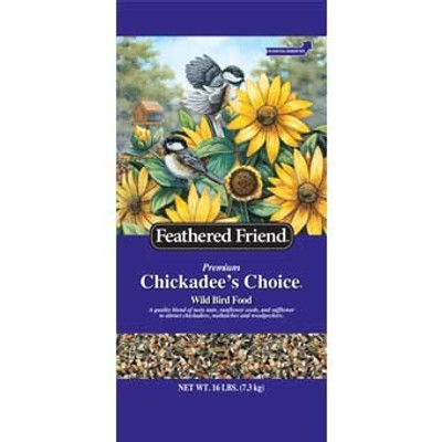 Feathered Friend, Chickadee's Choice 16 Lb