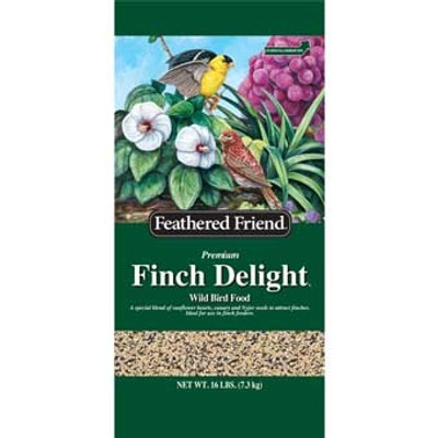 Feathered Friend, Finch Delight 16 LB