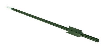 """Fence T Post 6'-6""""  Green Heavy Duty"""