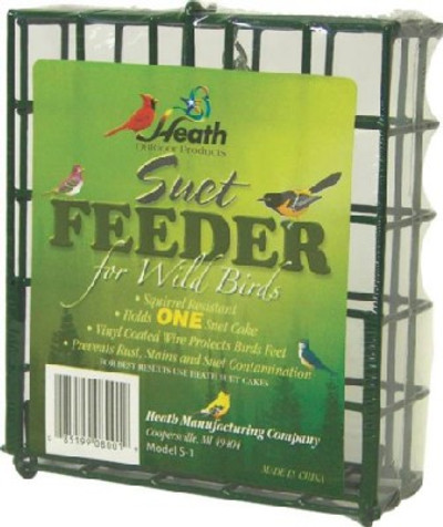 Outdoor Suet Cake Feeder