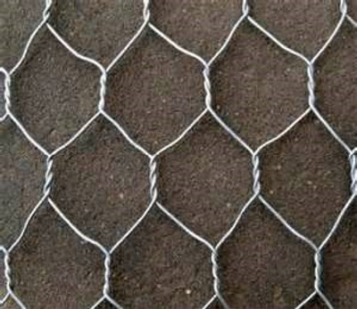 "Poultry Netting 2"" x  24"" x   25' Galvanized"