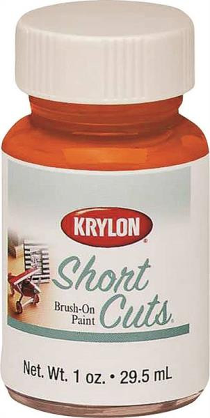Krylon Glow Orange Brush-On 1 Oz