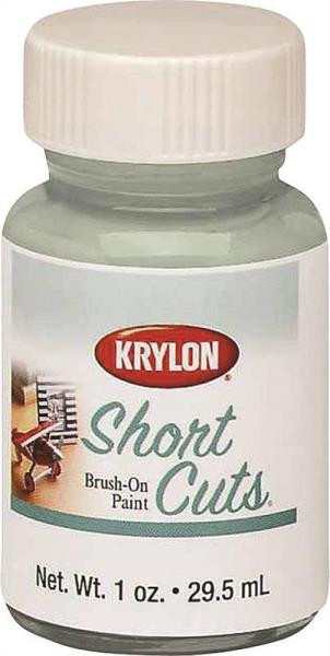 Krylon Chrome Brush-On 1 Oz