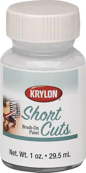 Krylon Gloss White Brush-On 1 Oz