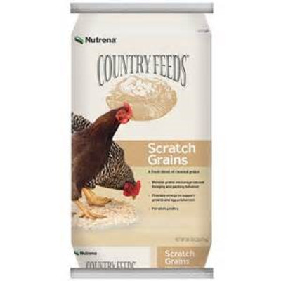 Country Feeds Scratch Grains, 50 Lb