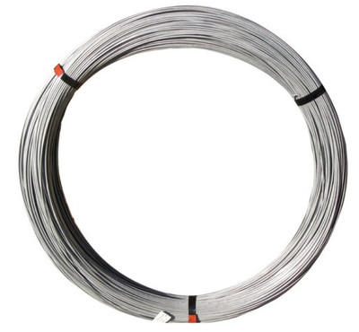 Electric Fence Wire, 12.5 Ga, 4,000', Galvanized
