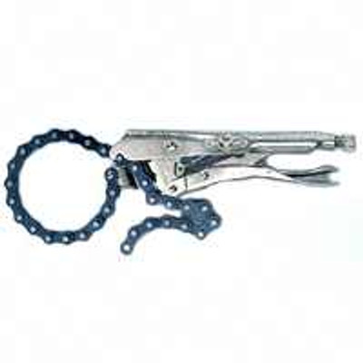 """Vise-Grip, Locking Chain Clamp, 9"""" Chain"""