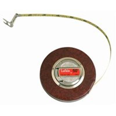 Lufkin, 50' Steel Tape Rule, HW50