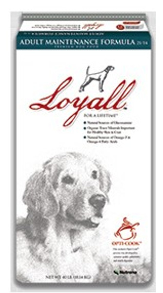 Loyall Adult Maintenance Dog Food, 40 Lb