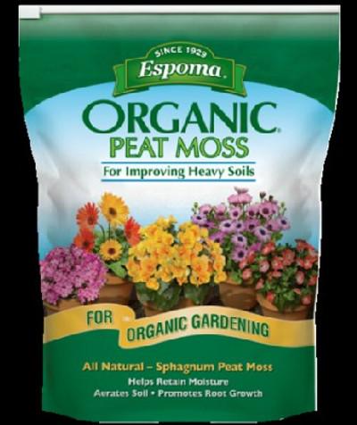 Espoma, Organic Peat Moss, 8 Qt