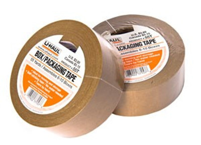 "U-Haul, Moving/Shipping Tape 1.75"" X 55 Yds # 55T"
