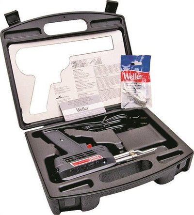 Weller Model 8200PK Solder Gun Kit 140/100 Watt