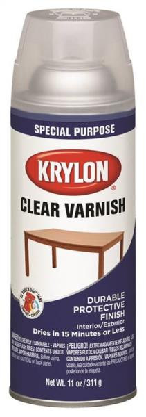 Gloss Varnish Spray 11 Oz