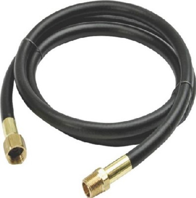 "Propane Hose Assembly 5' w/ 3/8"" FPT x 3/8"" MPT"