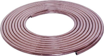 "Copper Tubing, 1/2"" x 10' , Soft"