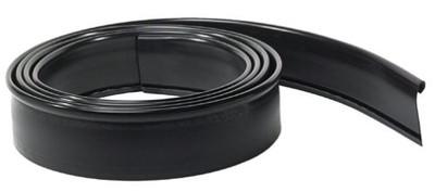 "Lawn Edging  5"" X 20' Black Plastic"