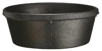 Rubber Feeder Pan,   4 Quart