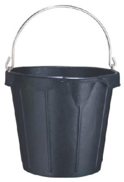 Rubber Pail, 18 Quart