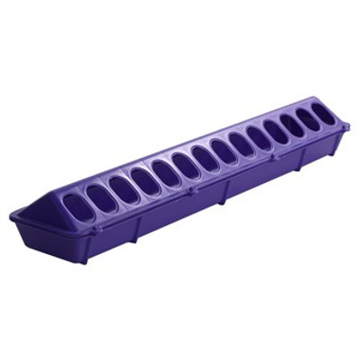 "Poultry Ground Feeder, 20"" Purple"