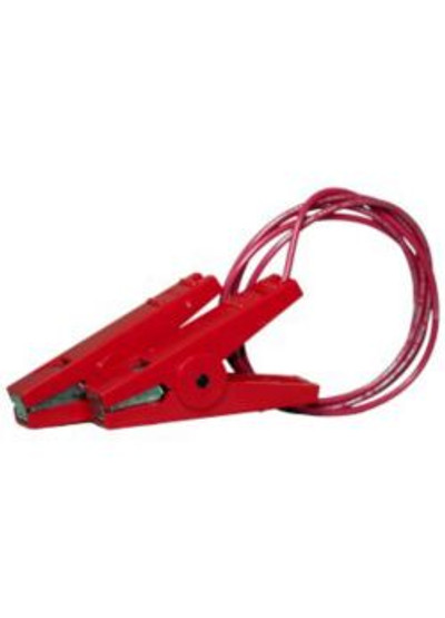 Electric Fence Alligator Power Connector