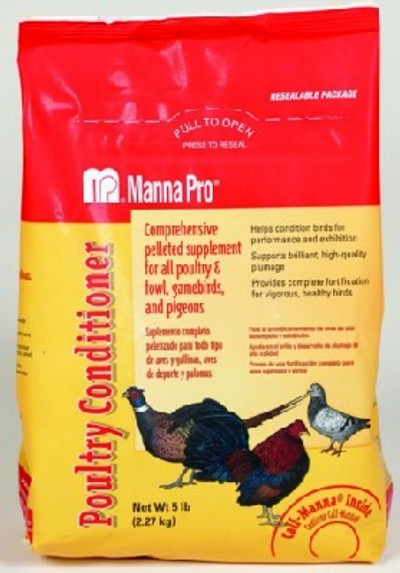 Manna Pro, Poultry Conditioner 5 Lb