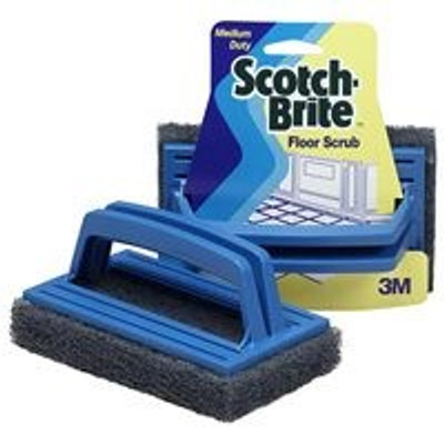 Scotch Brite Floor Scrub