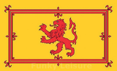 Scotland Royal Banner Flag 3' x 5'