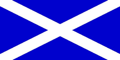 Scotland, Saint Andrews Flag 3' x 5'